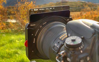 Kase K9 Filter Holder (Review)